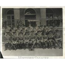 1927 Press Photo The Army School, After Graduation. - RRX85393