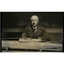 1929 Press Photo Naval Secretary Charles Frances Adams - RRW77919