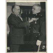 1933 Press Photo Henry L. Roosevelt Dion Williams - RSC40295
