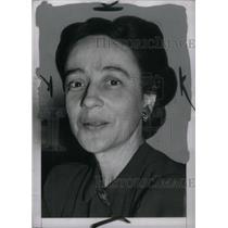 1941 Press Photo Mrs. Sarah V. Montgomery Washington - RRX45883