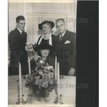 1936 Press Photo Real Estate Around Chicago Reach Favorable Position Oak Park