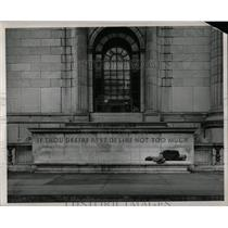1948 Press Photo City and County Building Denver - RRX76281