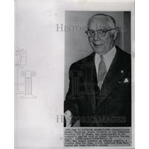 1961 Press Photo Generalissimo Rafael Trujille - RRW20133
