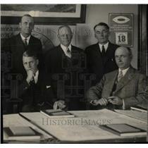1925 Press Photo Gov Advisory Board Blair Colorado - RRW78247