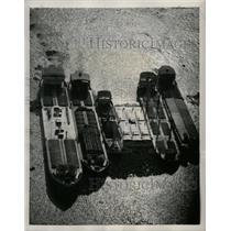 1957 Press Photo Congo Barges Leopoldville Harbor - RRX71031