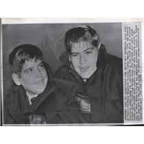 1959 Press Photo Fulgencio Batista Cuban Dictator Sons - RRX84613