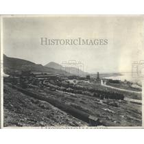 Press Photo Arthur Plant Utah Copper Company Aerial - RRX99373