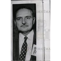 1959 Press Photo Cuban President Urrutia - RRW71583