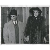 1941 Press Photo Martha Raye - RSC99211