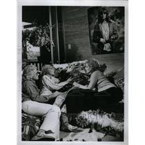 1980 Press Photo Bo Derek Barbara Walters Actress - RRW26481