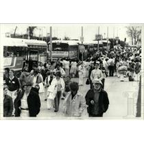 1980 Press Photo ERA Supporters Rally at Grant Park - RRW91149