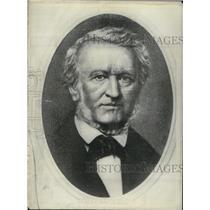 1936 Press Photo Richard Wagner German Composer - RRX45867