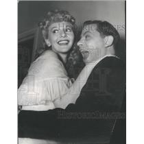 1941 Press Photo Mary Martin Actor - RSC02671