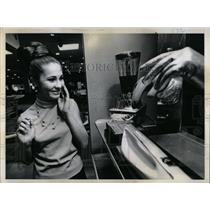 1966 Press Photo Hans Klinker Klaus Handborker - RRY52385