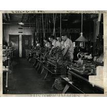 1938 Press Photo Musical Instrument Machinery - RRW64573