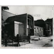 1959 Press Photo New Aushe Sholom Synagogue - RRW56233