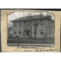 William Cook Daniels' house at 1600 Logan Street, Denver, CO - RSC87181