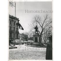 1956 Press Photo State Capitol Building Exterior Colo - RRX89479