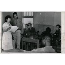 1964 Press Photo Indiana Youth Training Center