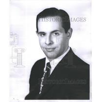 1961 Press Photo Joseph Kreines, Orchestra Conductor