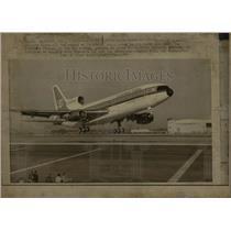 1970 Press Photo Lockheed Airbus Debut - RRW56651