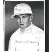1935 Press Photo Tom Walsh Polo Star