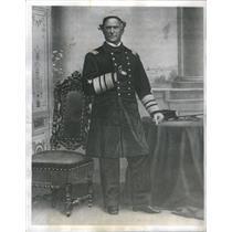 1961 Press Photo Admiral David Glascoe Farragut won battle Mobile Bay