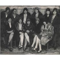 1929 Press Photo Women Defend Mrs, Betty Jack - RRX84879