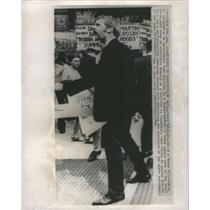 1964 Press Photo Albert Maher American Millionaire & Communist - RSC92653