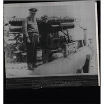 Press Photo a Hydrogen Bomb.