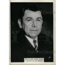 1934 Press Photo Felipe Adolfo de la Huerta Marcor - RRW98183