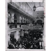 1956 Press Photo G.U.M. Department Store Moscow - RRX71321
