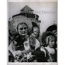 1952 Press Photo Vaduz festival - RRX71023