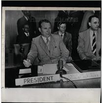 1950 Press Photo Jacob Malik - RRW07397