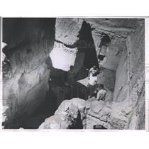 1962 Press Photo Mexico Casas Gardens Construction City - RRX81349