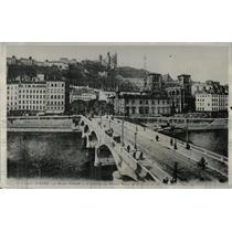 1930 Press Photo Scene Of Fourviere In Lyon, France - RRX76323