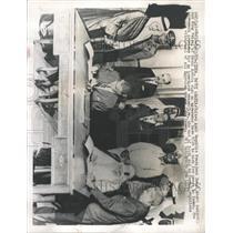 1965PressPhoto Arab President Abdel Nasser &King Feisal - RRX95475