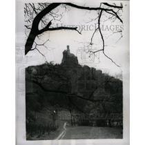 1950 Press Photo Marksburg Castle Bruagach - RRX70579