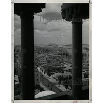 1956 Press Photo The New Jerusalem - RRX70883