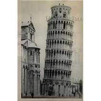 1967 Press Photo Leaning Tower Pisa - RRX70857