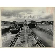 1961 Press Photo Panama Canal - RRX78195