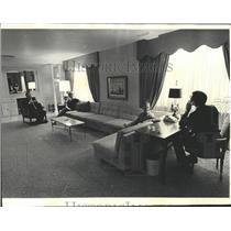 1966 Press Photo Palmer House Towers - RRW52565