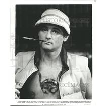 1980 Press Photo Bill Murray Where the Buffalo Roam - RRW45495