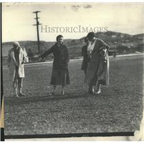 1935 Press Photo Mrs Julia Bartol Robert Minor New York - RRX82939