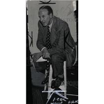 1941 Press Photo William Keighley Film Director - RRW76805