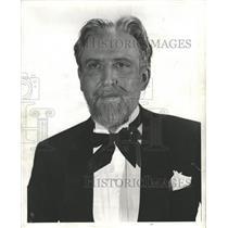 1941 Press Photo Monty Woolley Actor - RRW27831