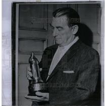 1958 Press Photo Harry Deff Friars Club Dean - RRX38329