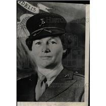 1943 Press Photo May Ruth Chiney Streeter Director corp - RRW72295