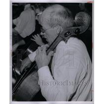 1948 Press Photo Arthut Baker American Record Producer - RRX60503