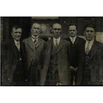 1928 Press Photo Officers Colorado Honey Producers Meet - RRW77441